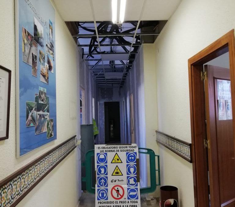Adecuación y reforma de oficinas Adif (Renfe) en Córdoba